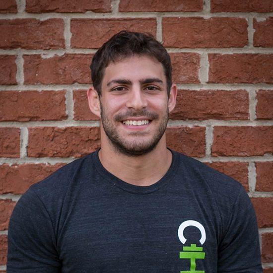 Chicago Personal Trainer Dimitri