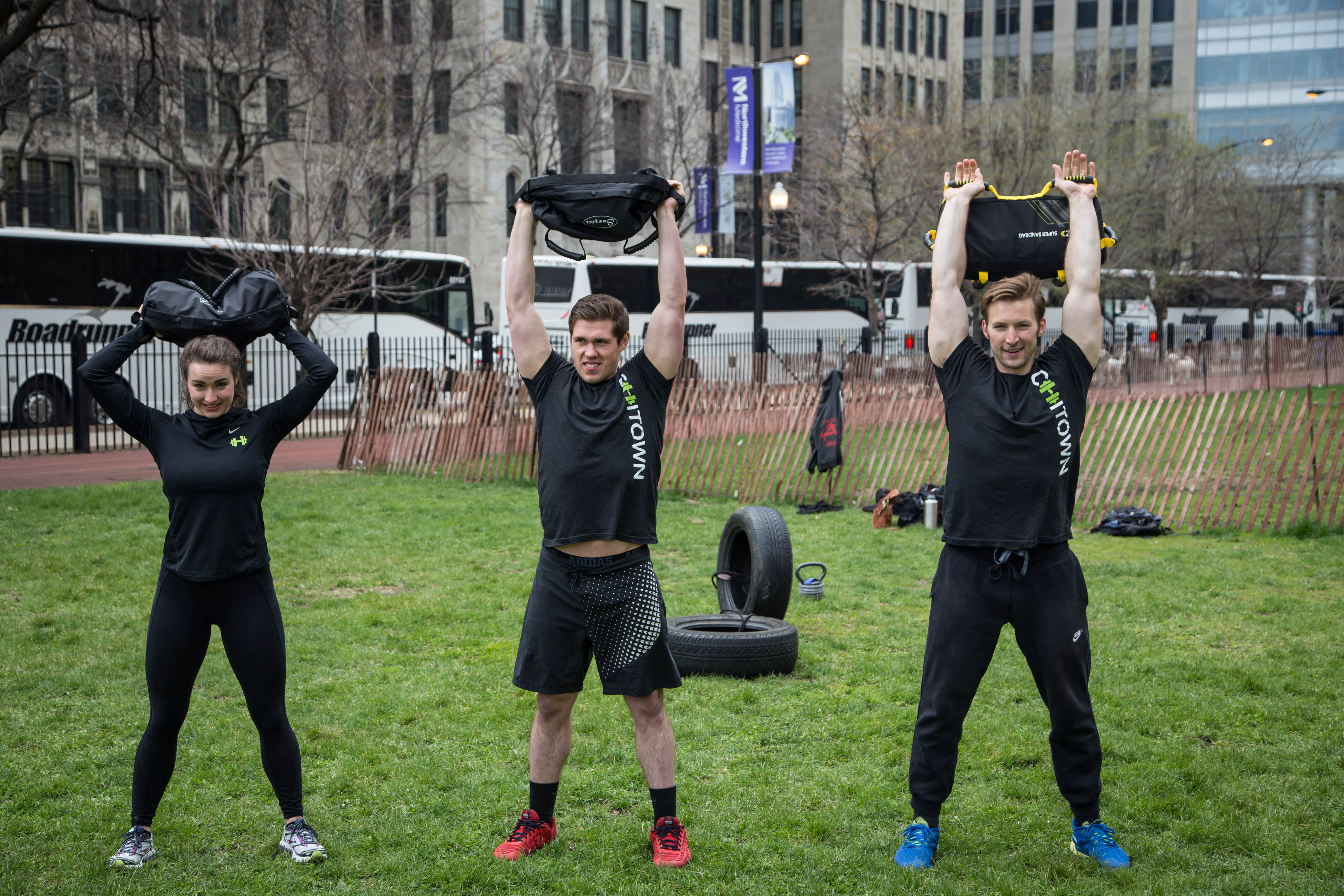 Chicago Bootcamp Class Chicago In Home Personal Training Chitown