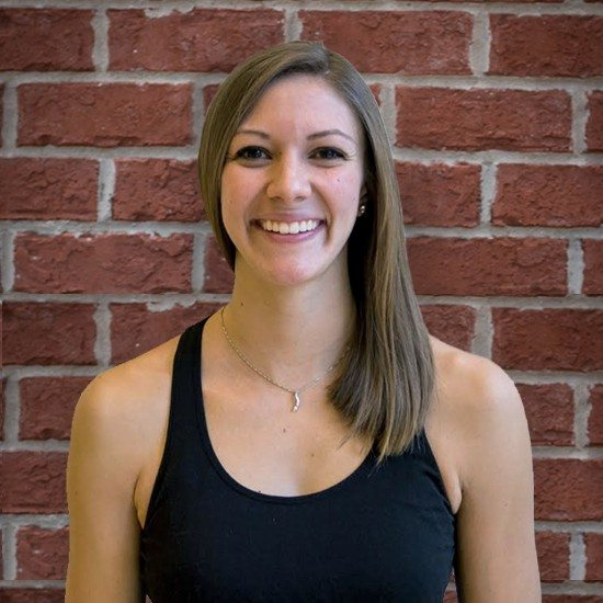 Chicago personal trainer alexis